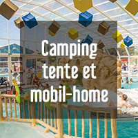Camping location tente et mobil-home sur Saint Jean de Monts