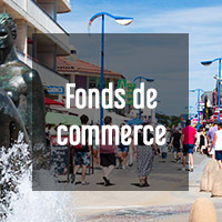 Vente de commerce sur Saint Jean de Monts